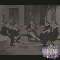 Benny Goodman - Brahms' Clarinet Quintet (Op. 115) (Performed Live On The Ed Sullivan Show/1960)