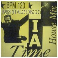 Time - I Am (1988 Italo Disco)