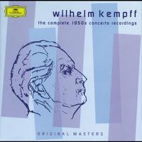 Wilhelm Kempff - Wilhelm Kempff - The Complete 1950s Concerto Recordings