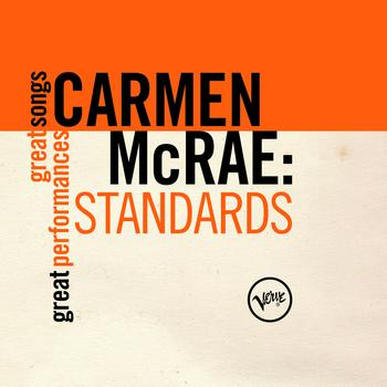 Carmen McRae - Standards (Great Songs/Great Performances)