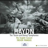 "The English Concert / Trevor Pinnock - Haydn: The ""Sturm & Drang"" Symphonies (6 CDs)"