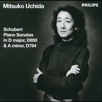 Mitsuko Uchida - Schubert: Piano Sonatas in D major, D850 & A minor, D784