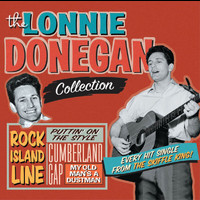Lonnie Donegan - The Lonnie Donegan Collection (set)