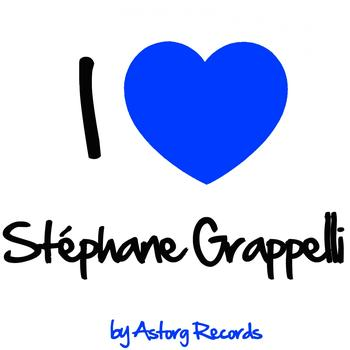 Stéphane Grappelli - I Love Stéphane Grappelli (Jazz Masters collection)