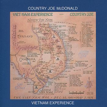 Country Joe McDonald - Vietnam Experience