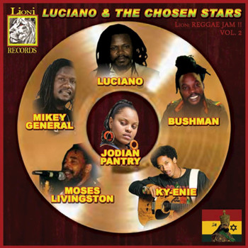 Various Artists - Luciano & The Chosen Stars