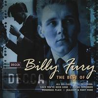 Billy Fury - The Best Of