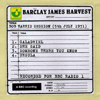 Barclay James Harvest - Bob Harris Session (5th July 1971)
