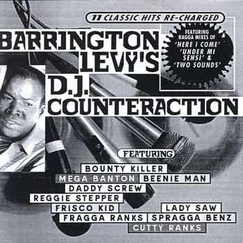Barrington Levy - Barrington Levy's DJ Counteraction (11 Classic Hits Re-Charged)