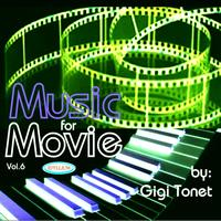 Gigi Tonet - Music for Movie, Vol. 6