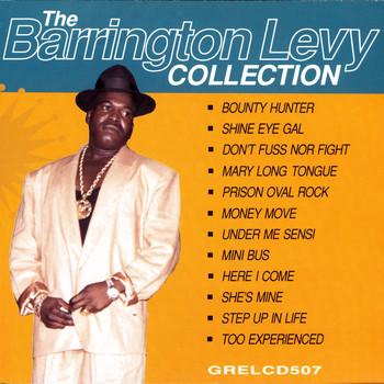 Barrington Levy - The Barrington Levy Collection