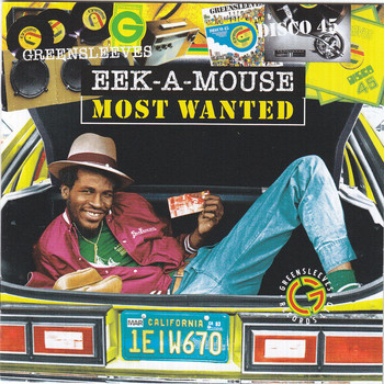 Eek A Mouse - Most Wanted - Eek A Mouse