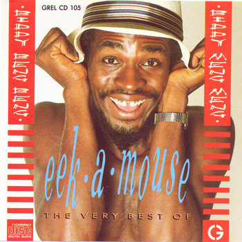 Eek-A-Mouse - The Very Best Of Eek-A-Mouse