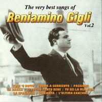 Beniamino Gigli - The Very Best Songs Of, Vol. 2