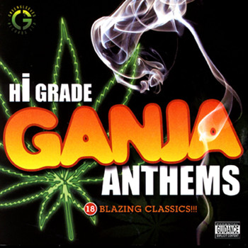 Various Artists - Hi-Grade Ganja Anthems