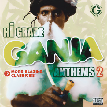 Various Artists - Hi Grade Ganja Anthems Vol. 2