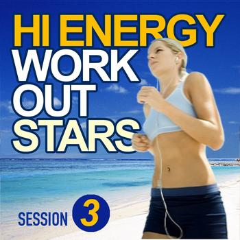 Various Artists - Hi Energy Workout Stars