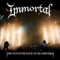 IMMORTAL - The Seventh Date Of Blashyrkh (Live)