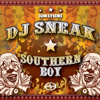 "DJ Sneak - Scion A/V Remix: DJ Sneak ""Southern Boy"""