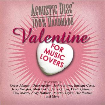 Various Artists - Valentine For Music Lovers