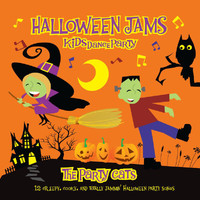 The Party Cats - Kids Dance Party: Halloween Jams