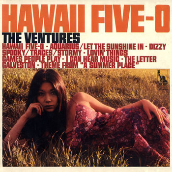 The Ventures - Hawaii Five-O