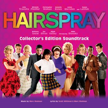 Various Artists - Hairspray - Soundtrack to the Motion Picture (Collector's Edition)