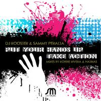 DJ Rooster & Sammy Peralta - Put Your Hands Up / Take Action