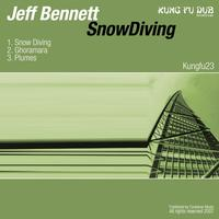 Jeff Bennett - Snowdiving