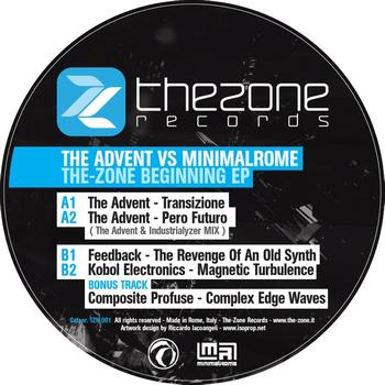 The Advent - The-Zone Beginning EP