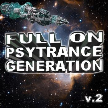 Various Artists - Full On Psytrance Generation V2