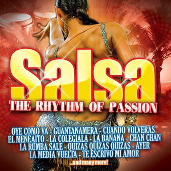 Various Artists - Salsa the Rhythm of Passion