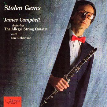 James Campbell - Stolen Gems