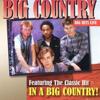 Big Country - Big Hits Live