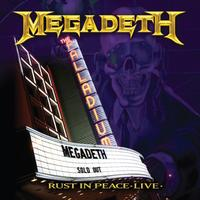 Megadeth - Rust In Peace Live (eAlbum [Explicit])