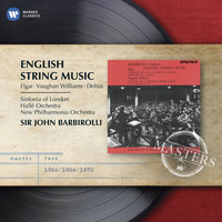 Sir John Barbirolli - English String Music: Various