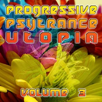 Various Artists - Progressive Psytrance Utopia V3