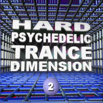 Various Artists - Hard Psychedelic Trance Dimension V2