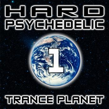 Various Artists - Hard Psychedelic Trance Planet V1