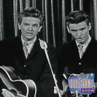 The Everly Brothers - Be-Bop-A-Lula (Performed Live On The Ed Sullivan Show/1958)