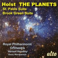 Royal Philharmonic Orchestra - Holst: Planets Suite, St. Paul's Suite, Brook Green Suite*