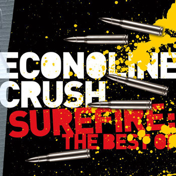 Econoline Crush - Surefire:  The Best of Econoline Crush