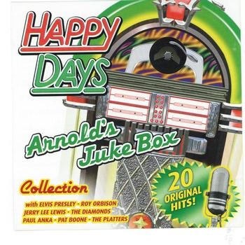 Various Artists - Happy Days Collection Arnold's Juke Box