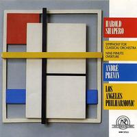 Los Angeles Philharmonic Orchestra - Harold Shapero: Symphony for Classical Orchestra/Nine-Minute Overture