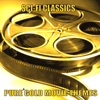 Fantasia - Pure Gold Movie Themes - Sci-Fi Classics