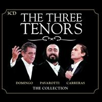 The Three Tenors - Three Tenors - The Collection (set)