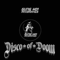 Disco Of Doom - Sex Face EP