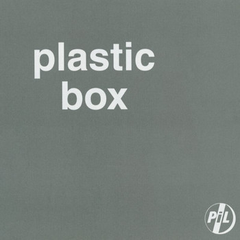 Public Image Ltd - Plastic Box