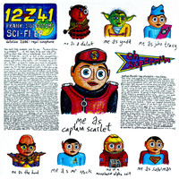 Frank Sidebottom - Sci-Fi Ep (Playlist 1)