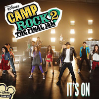 Cast of Camp Rock 2 - It's On (Almighty Instrumental remix;Asda Exclusive)